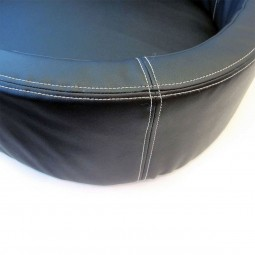 Wolters Hundebett VIP Lounge in schwarz