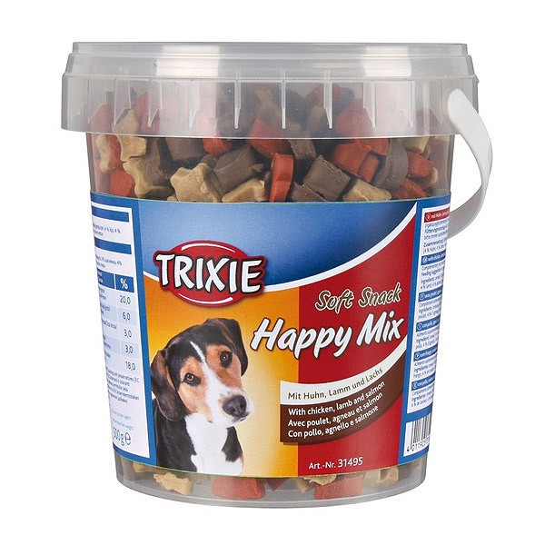 Trixie Soft Snack Happy Mix 500g