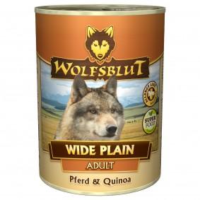 Wolfsblut Wide Plain mit Pferdefleisch und Quinoa