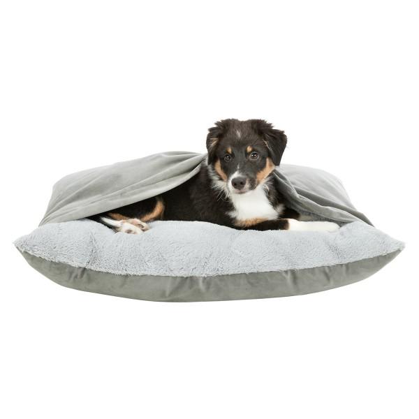 Trixie Hundekissen mit Decke Melle