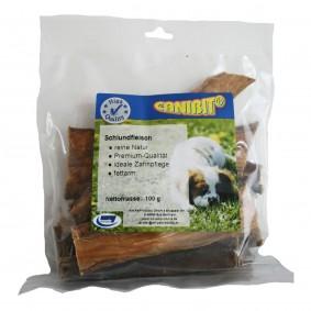 Canibit Hundesnack Freilandrind-Schlundfleisch 100g