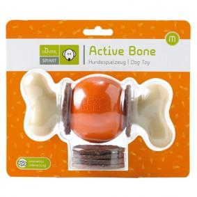 Hunter Hundespielzeug Active Bone Größe M