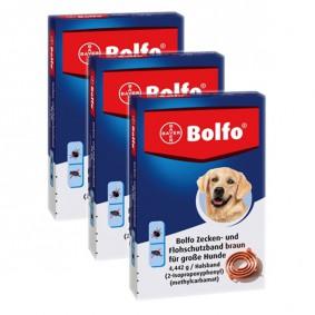 Bolfo Flohschutzband 65cm 3er Pack