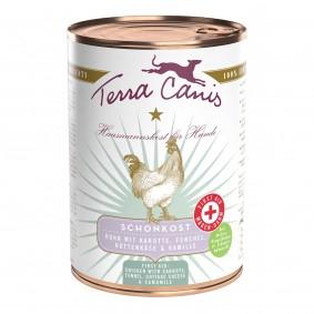 Terra Canis - FIRST AID - Huhn mit Karotte, Fenchel, Hüttenkäse & Kamille
