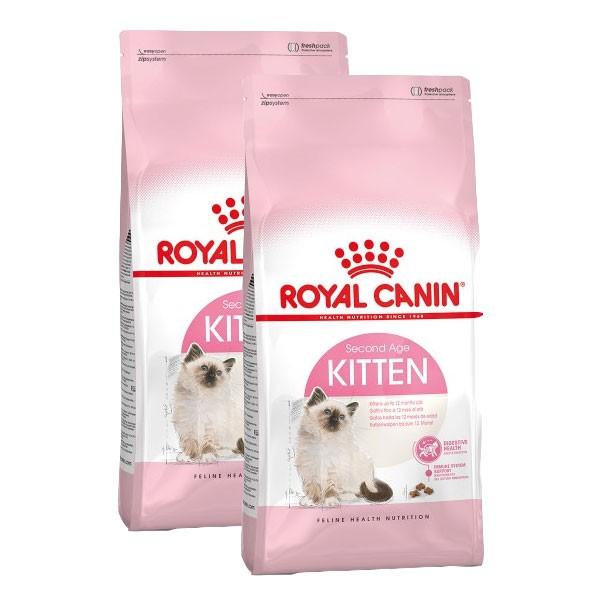 Royal Canin Katzenfutter Kitten 2x10kg