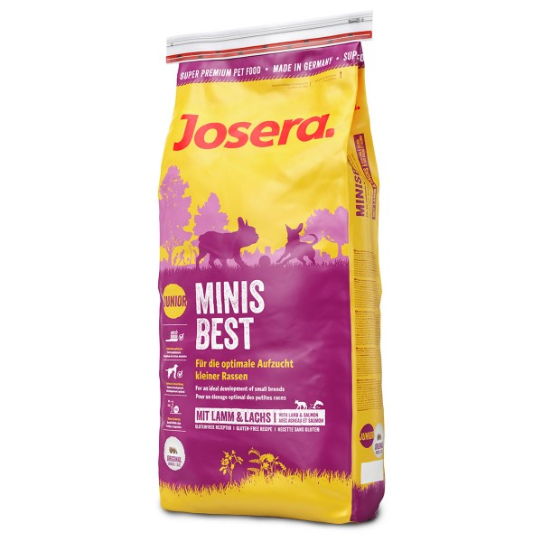 Josera Hundefutter MinisBest