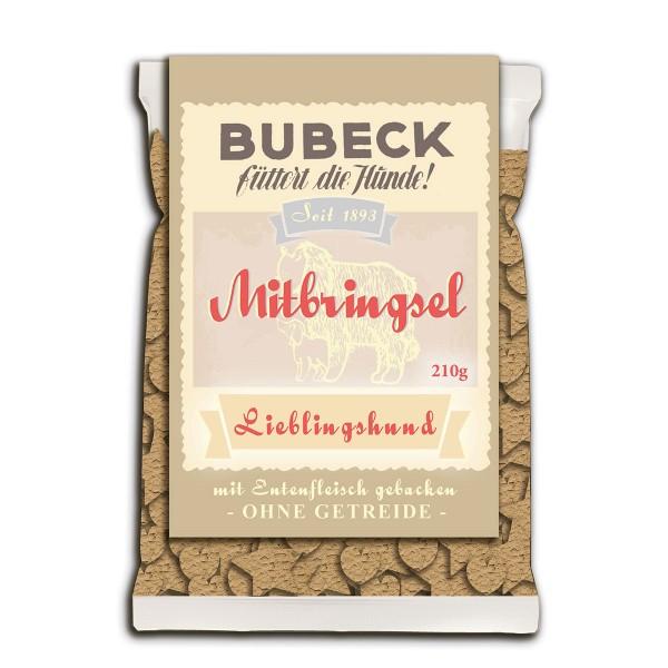 Bubeck Hundesnack Mitbringsel Classic 210g