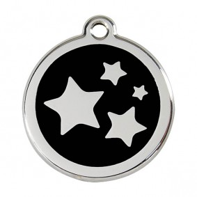 "Red Dingo Katzen- & Hundemarke ""Stars"""