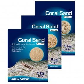 Aqua Medic Coral Sand 10 - 29 mm Körnung