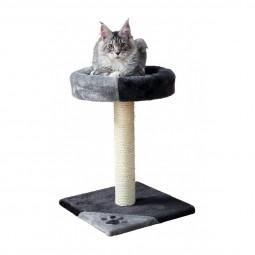 Trixie Kratzbaum Tarifa 52 cm grau/schwarz