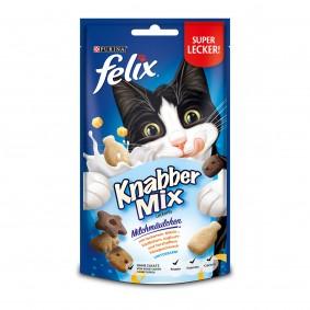 FELIX KnabberMix Milchmäulchen mit Milch-, Joghurt- und Käsegeschmack