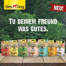 GimDog Train & Treat mit Insekt und Sanddorn