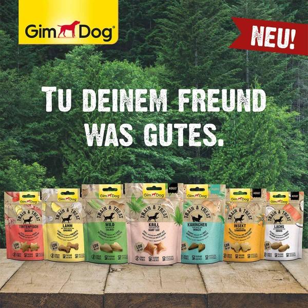 GimDog Train & Treat mit Kaninchen und Minze