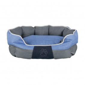 Trixie Bett Joris grau/blau