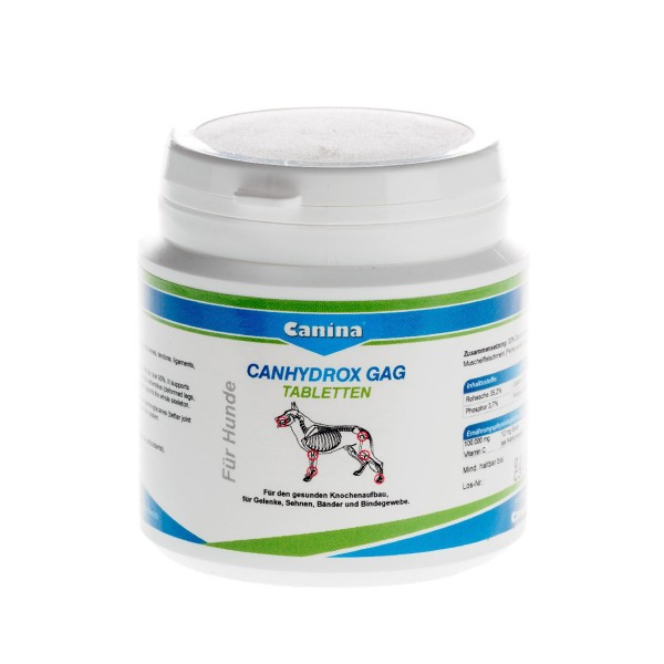 Haustier: Canina Pharma Canhydrox GAG 60 Tabletten