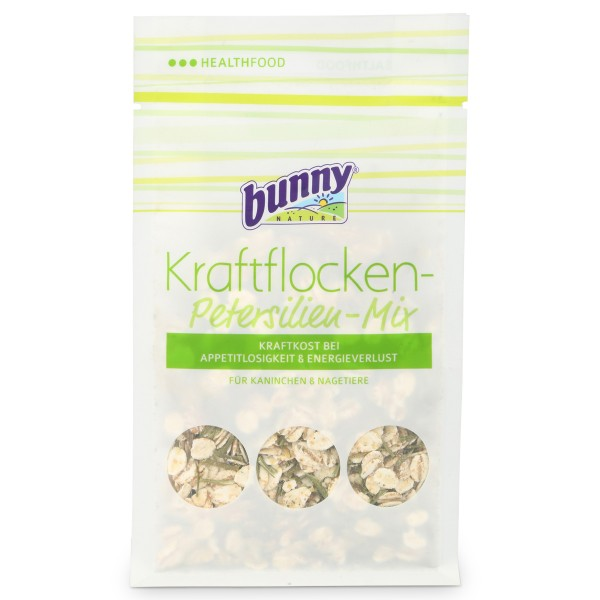 Bunny Kraftflocken-Petersilien-Mix 100g
