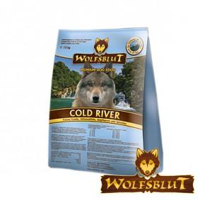 Wolfsblut Cold River Forelle & Süßkartoffel