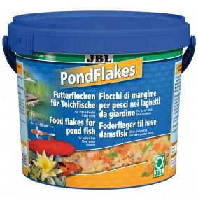 JBL Teichfischfutter PondFlakes