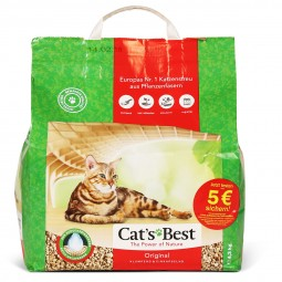 Cats Best Original Katzenstreu