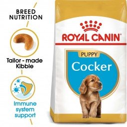 ROYAL CANIN Cocker Puppy Welpenfutter trocken