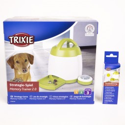 Trixie Dog Activity Strategie-Spiel Memory Trainer 2.0 Set