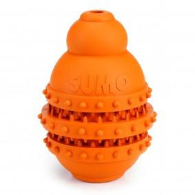 Beeztees Hundespielzeug Sumo Play Dental Orange