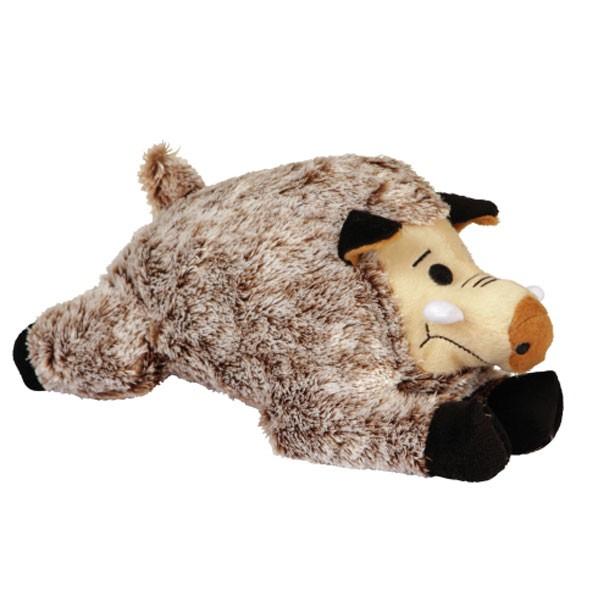 Kerbl Plüschtier Wildschwein Hundespielzeug