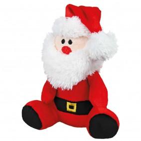 Trixie Xmas Weihnachtsmann, Rentier oder Bär aus Plüsch 20cm