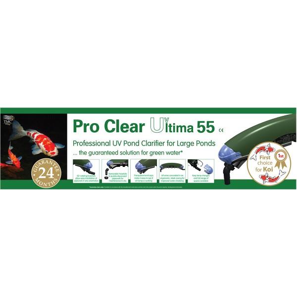 TMC Pro-Clear UV-C Klärer
