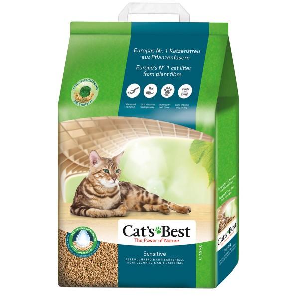 CAT'S BEST Sensitive Katzenstreu