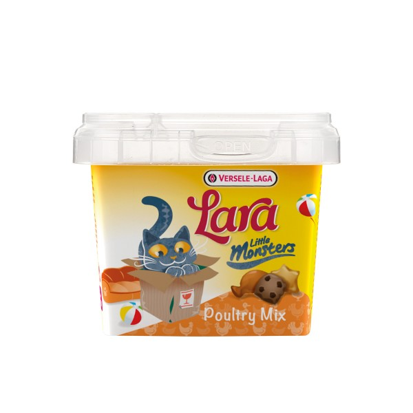Versele-Laga Lara Little Monsters Crunchy Poultry Mix 75 g