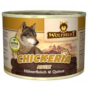 Wolfsblut Chickeria Adult Hühnerfilet mit Quinoa