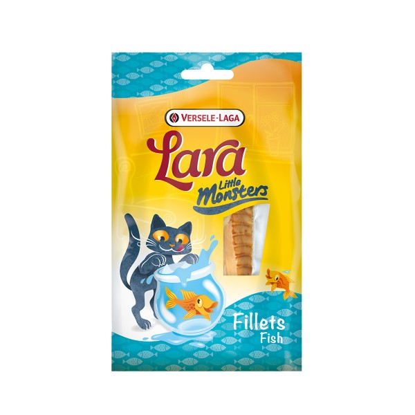 Versele-Laga Lara Little Monsters Fillets Fish 2 Stück