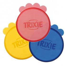 Trixie 3 Dosendeckel - ø 7,6 cm