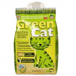 Green Cat Naturklumpstreu
