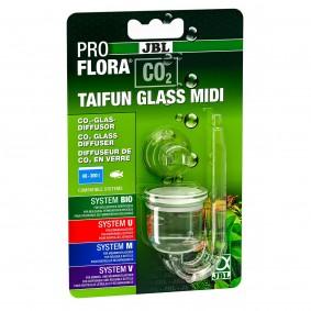 JBL PROFLORA CO2 TAIFUN GLASS MIDI