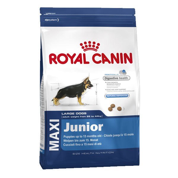 Royal Canin Maxi Junior -