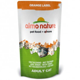Almo Nature Orange Label Dry Truthahn