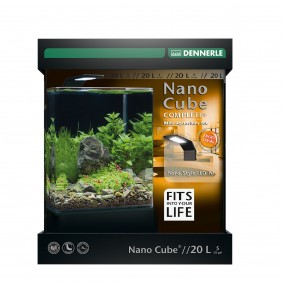 Dennerle NanoCube Complete Plus Style LED
