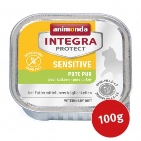Animonda Katzenfutter Integra Protect Sensitive Pute pur