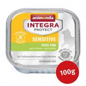 Animonda Katzenfutter Integra Protect Sensitive Pute pur