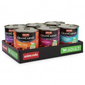 Animonda GranCarno Mixpaket 1, 6 x 800 g