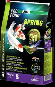 JBL ProPond Frühjahrsfutter für Koi