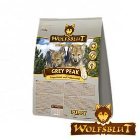 Wolfsblut Grey Peak Puppy Ziege & Süßkartoffeln