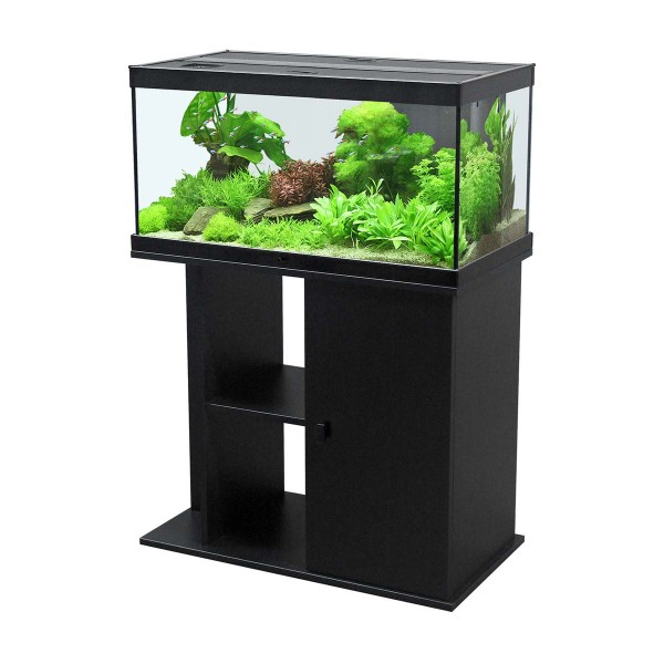 Aquatlantis Aquarium-Kombination Style LED 2.0 86 Liter
