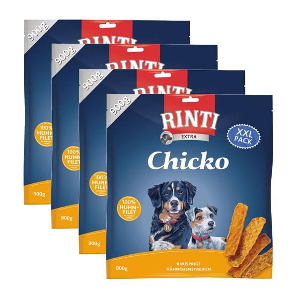 Rinti Hundesnack Chicko Huhn XXL 4x900g