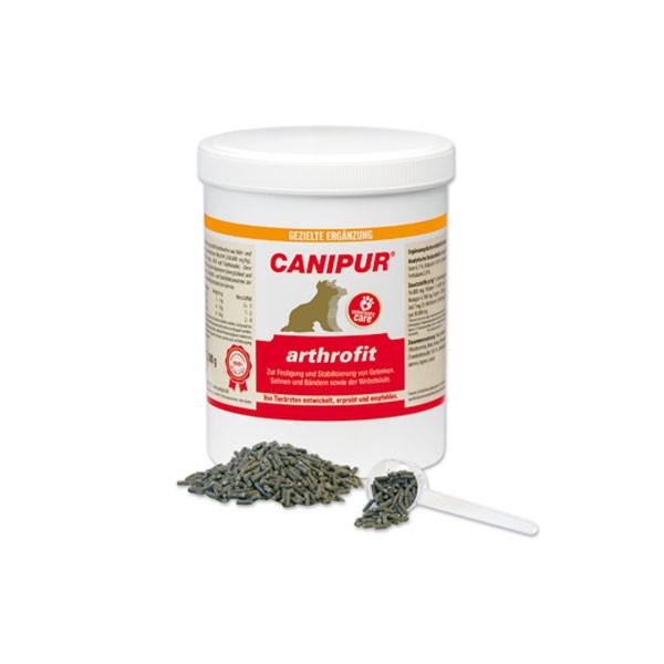 Canipur arthrofit Ergänzungsfuttermittel für Hunde