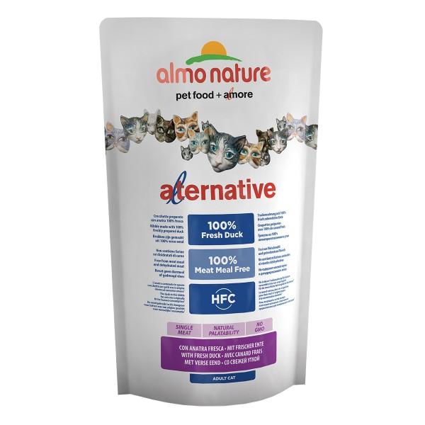 Almo Nature Alternative dry Cat Ente und Reis