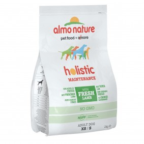 Almo Nature Holistic Small Dog mit Lamm und Reis