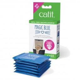 Catit Katzentoilette Magic Blue Nachfüllpads für 3 Monate